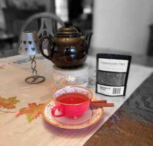 cinnamon chai tea