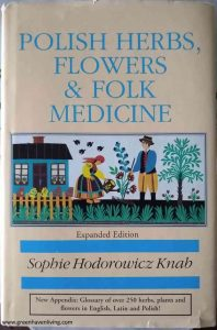 history of herbal medicine - Polish