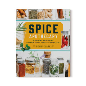 Spice Apothecary book cover